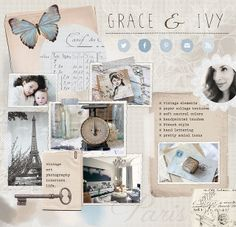 Dream blog mood board | Flickr - Photo Sharing!