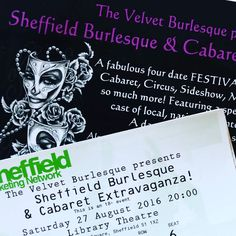 So me & @thehawkandbeard are going to a burlesque show in Sheffield tomorrow which should be lots of fun! @sheffieldburlesquecabaretfest @velvetburlesque  #sheffield #sheffieldblogrs #sheffieldbloggers #bbloggers #velvetburlesque #velvetburlesquesheffield #burlesque #burlesquelife #showgirl #showgirls #vintage #vintagestyle #vintagelife #striptease #circus #corsets