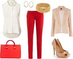 """office"" by claudia-miyasato on Polyvore"