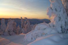 Ruka, Finland.