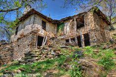 Заброшенная Болгария