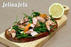 Salmon sandwich #salmon #sandwich