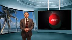 De introductie van NICLA TV