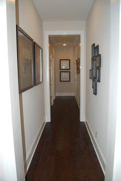 Up hall