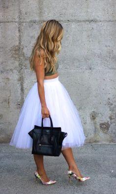 Blanco, ¿un color atrevido?