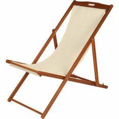 Buy Garden Deck Chair - Cream at Argos.co.uk - Your Online Shop  sc 1 st  Pinterest & 16 best Argos Seasonal images on Pinterest | Argos Argus panoptes ...