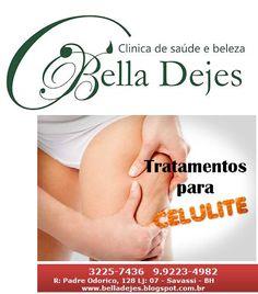 Bella Dejes: Acabe de vez com aquele furinhos tão indesejáveis!...
