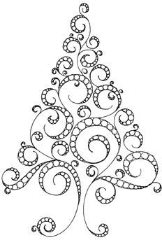 Vector doodle Christmas