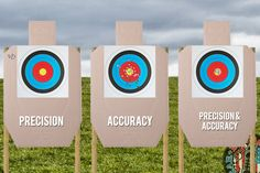 Language Lessons Twofer: Accuracy & Precision | Breach Bang Clear