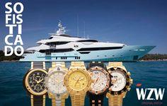 A WZW Relógios possui coleções de cronógrafos e análogos com design exclusivo alemão. O alto padrão de qualidade é o que faz os amantes de relógios não trocarem nossa marca por nada!  Não Perca Mais Tempo! Venha para o novo, venha para a W.Z.W .