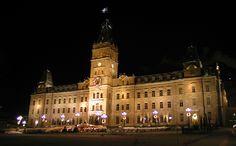 Quebecois Provincial Parliament