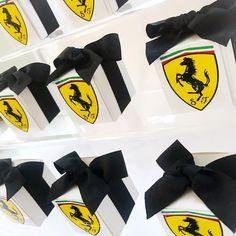 D E T A I L S🚦💥🏆🏁 9th Birthday Parties, 10th Birthday, Ferrari Party, Race Car Birthday, Car Themes, Formula 1, Party Favors, Car Party, F1