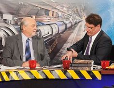 The Mysteries of CERN and The Unknown (Day 2) - Cris Putnam, Tom Horn... MAY 8 2015