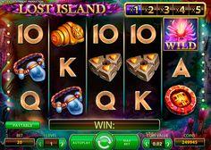 """Willst du vergessene Inseln finden? Teste """"Lost Island"""", eins der NetEnt Spielautomaten, und sammle Wild, Scatter Symbole und Multiplikatoren! Hole deine Gewinne ab! Also starten wir los!"""
