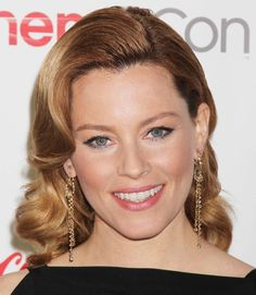 Elizabeth Banks Beauty look in a touch of mark makeup!