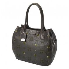 Transatlantic Tote in Sepia from Petunia - $578 http://handbags.petunia.com #fashion #tote #handbags