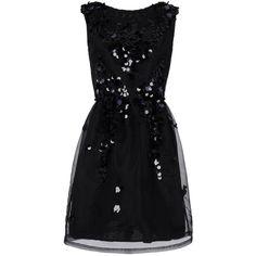 BLUGIRL BLUMARINE Short dress ($470) ❤ liked on Polyvore