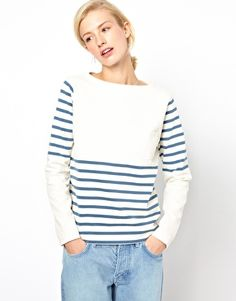 Mih Striped Sweater