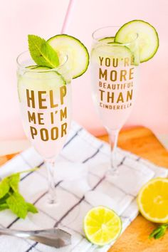We've got 3 cocktail recipes for you today that make the perfect welcome drinks for your wedding reception! From mango margarita to a cherry moscow mule and elderflower gin fizz prosecco! Prosecco Cocktails, Champagne Cocktail, Sparkling Wine, Cocktail Drinks, Tequila Sunrise, Cocktail Wedding Reception, Reception Food, Bespoke, Raspberry Mojito
