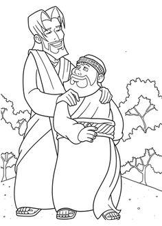 Zacchaeus Changes Ways