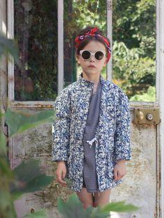 L'été romantique de Quenotte | MilK - Le magazine de mode enfant