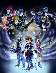 Kingdom Hearts - Kingdom Hearts - Google+