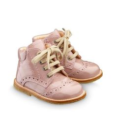 ANGULUS kids starter shoes AW14 STYLE 2378-101 Rosa Patent Leather