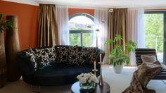 Zimmer mit Terrasse im Hotel Rosendomizil.