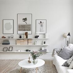 black and white home loved by #maisonbrunet