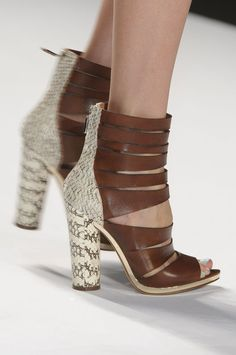 Pairs From the Spring '13 Runways: Rebecca Minkoff sandals