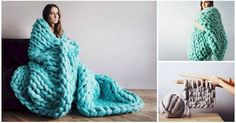 There's nothing better than curling up under a blanket and letting the day's stress fade away. And the bigger the blanket, the faster your stress will drop!