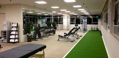 Check out our training Zone, where our expert trainer will help you get rid of your body pains and to make you fit