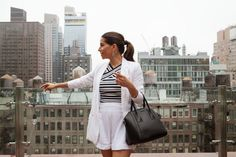 5 Ways to Unwind on Your Next Business Trip - Olivia Jeanette Work Travel, Business Travel, Co Ord Suit, Cambria Hotels, Travel Inspiration, Style Inspiration, My Workspace, Short Suit, Work Casual