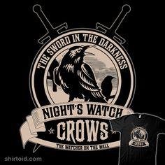 Night's Watch Crest
