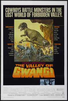 Valley of Gwangi. A classic and a must have!!