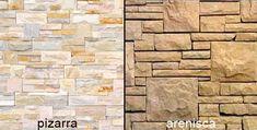 materiales para fachadas exteriores - Buscar con Google
