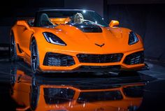 2019 Corvette ZR1 Convertible To Offer ZTK Track Package | GM Authority - 2019 Chevrolet Corvette Zr1 Convertible