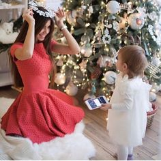 Shared by princess. Find images and videos about fun, baby and christmas on We Heart It - the app to get lost in what you love. Flower Girl Dresses, Prom Dresses, Formal Dresses, Wedding Dresses, Baby Family, Future Baby, Little Ones, Baby Kids, Christmas Decorations
