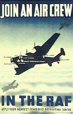 British World War II propaganda poster