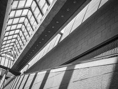 Stripes, National Gallery, Ottawa, photographed by Toronto fine art photographer, Ken Jones.