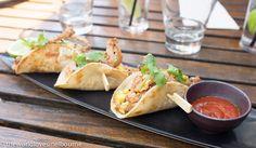 Soft Shell Crab Tacos