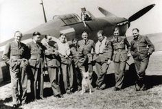 Shortly after No 229 Squadron RAF arrived at RAF Northolt on 9 September Hawker Hurricane, Battle Of Britain, World War Two, Ww2, British, Vernon, Aircraft, Pilots, World War Ii