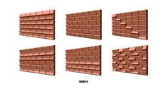 cegła chroniąca przed promieniowaniem słonecznym i rozpraszająca hałas Brick Architecture, Sustainable Architecture, Architecture Details, Concrete Facade, Brick Facade, Brick In The Wall, Brick Wall, Brick Patterns, Wall Patterns