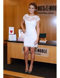 "At the book signing of ""Sugar and Spice"" and ""Lauren Conrad Style Guide"""
