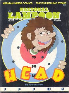 National Lampoon Magazine Collection All Issues DVD 1970 1974 1971 1975 1973 lot Comic Book Covers, Comic Books, National Lampoon Magazine, Book And Magazine, Magazine Covers, American Humor, National Lampoons, Ebay Search, Books To Buy