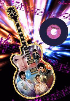 ☜(◕¨◕)☞   I love Elvis Presley's  music