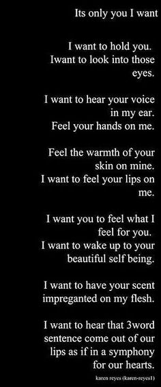 Sounds way tooo romantic though. Love You Poems, Love Quotes For Her, Cute Love Quotes, Love Yourself Quotes, Quotes For Him, Me Quotes, Sexy Poems For Him, Romantic Poems, Romantic Love Quotes
