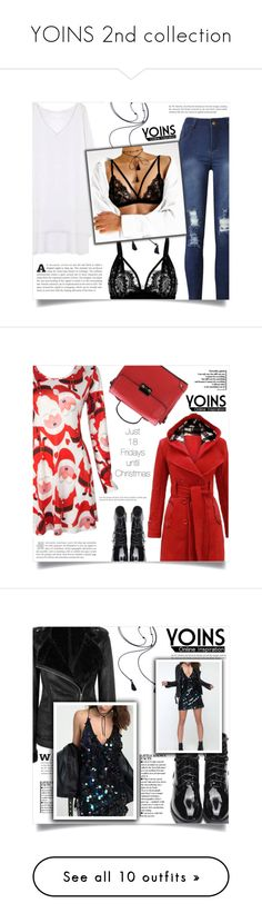 """""""YOINS 2nd collection"""" by dolly-valkyrie ❤ liked on Polyvore featuring yoins, yoinscollection, loveyoins, Tim Holtz and Zimmermann"""