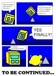Resultado de imagen para geometry dash tumblr
