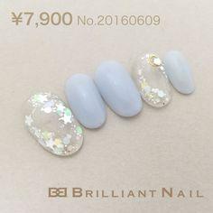 blue marine - summer Cheetah Nails, Blue Nails, Japan Nail, Korean Nails, Kawaii Nails, Star Nails, Japanese Nails, Pretty Nail Art, Nail Shop